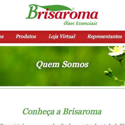 Loja Virtual Brisaroma