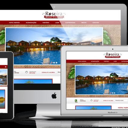 Hotel Fazenda Roseira
