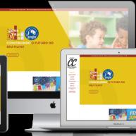 Projeto Web Escola Construindo Brotas